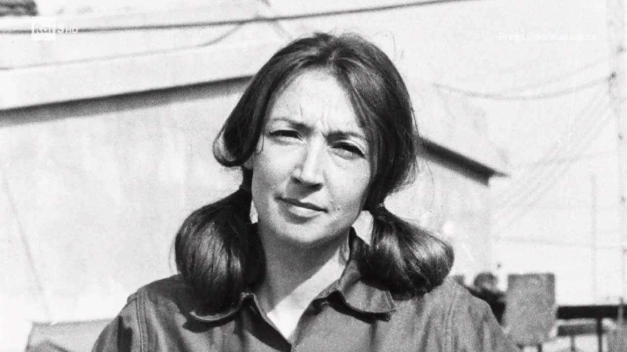 Rai Storia Illuminate - Oriana Fallaci: il lato oscuro della Luna