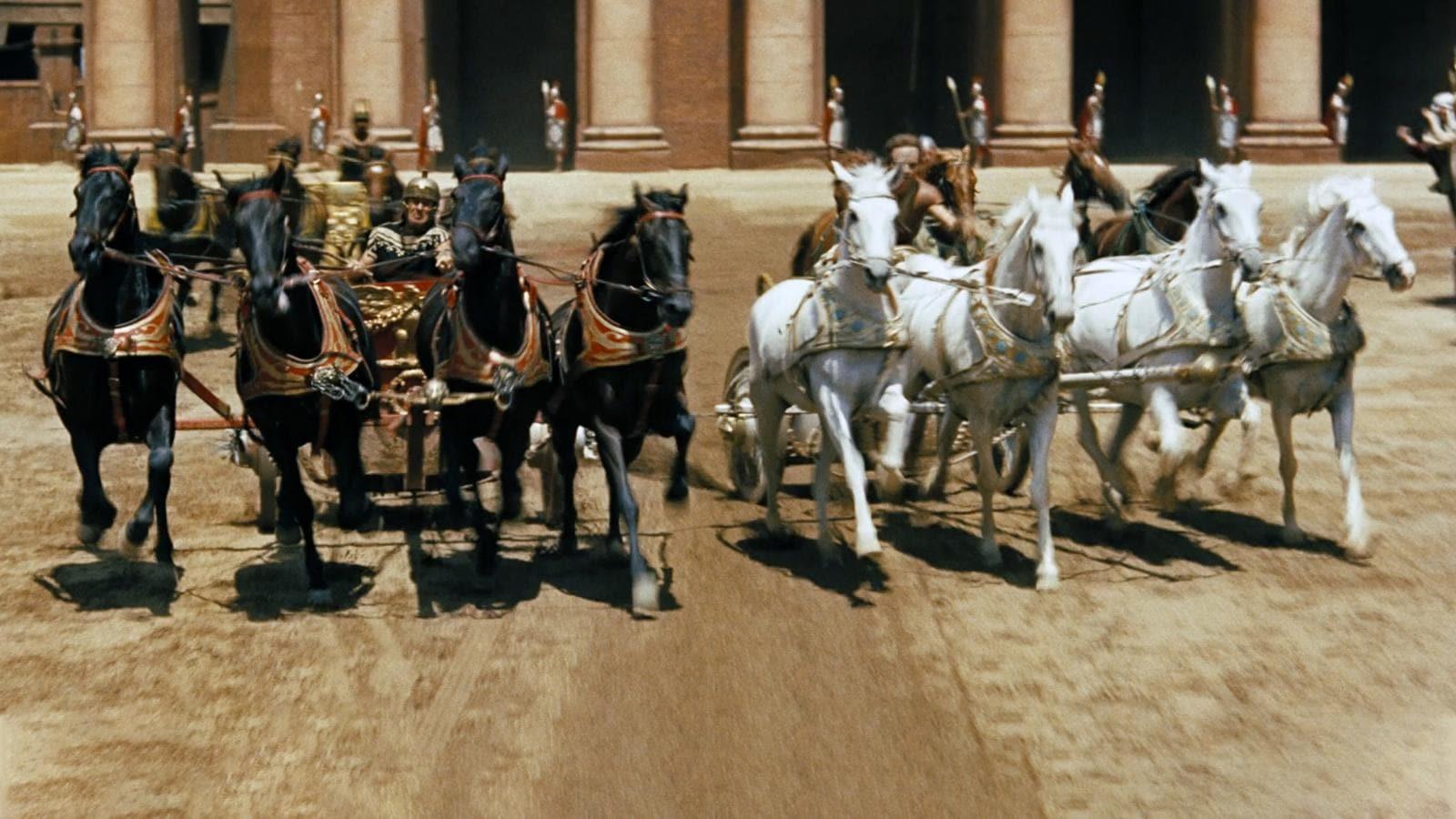 Ulisse, Alberto Angela nel mondo di Ben Hur