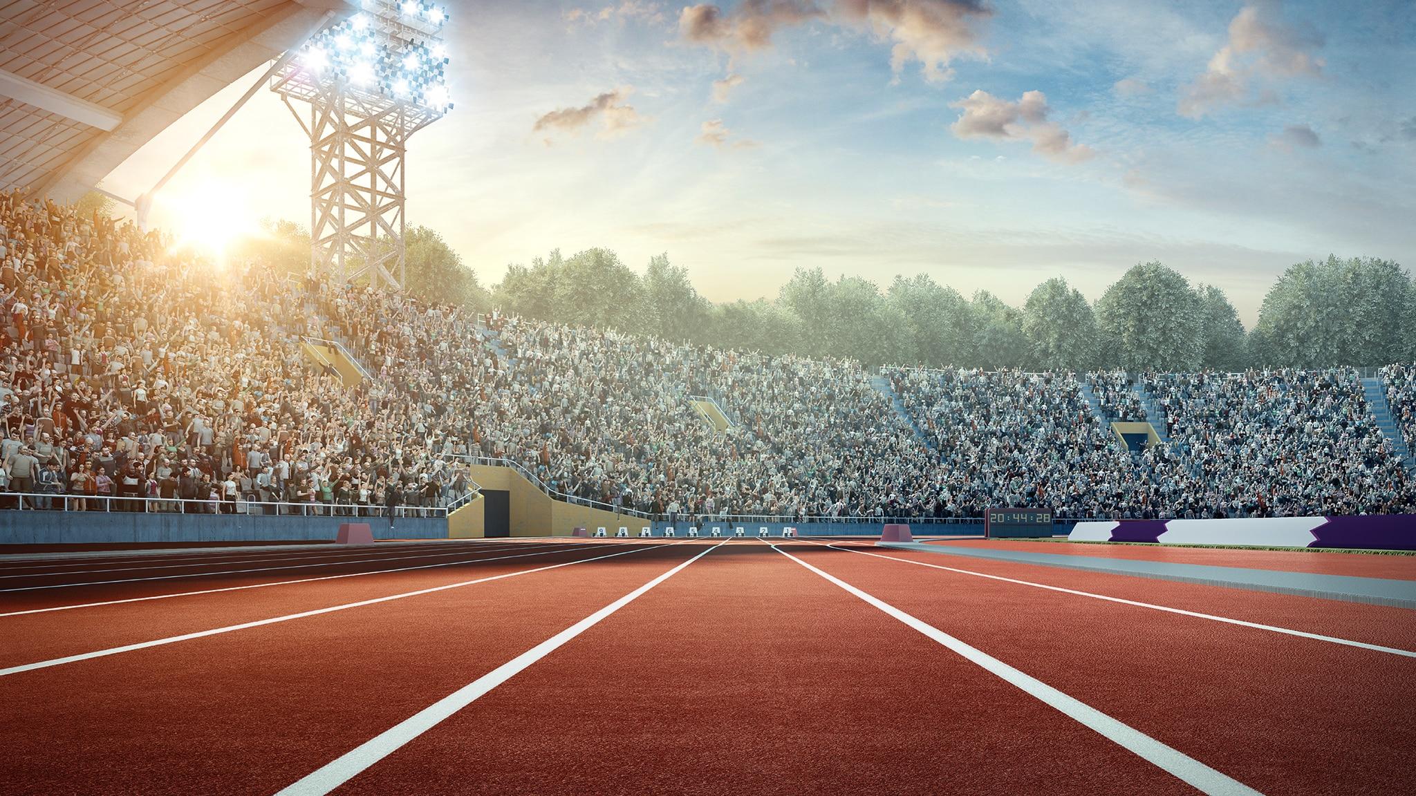 Rai Sport+ HD Sport Paralimpici: Campionati Mondiali Atletica Leggera 2019 3a giornata - sessione serale