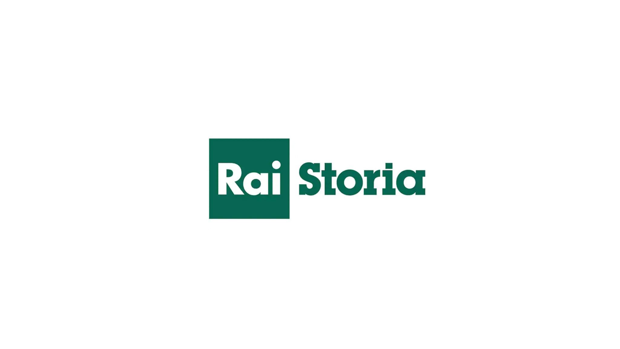 Rai Storia The Peron identity