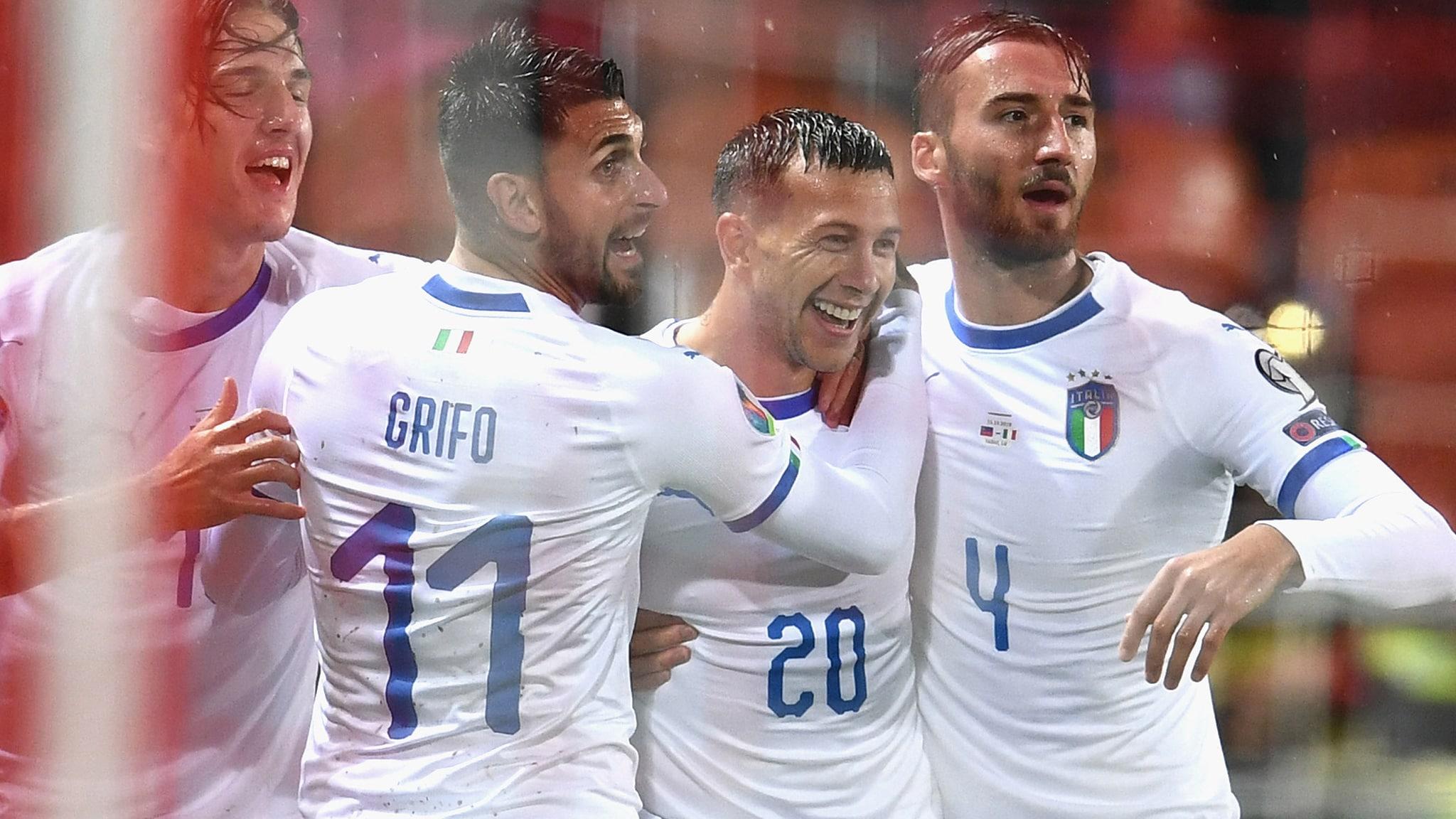 Rai Sport Calcio Nazionale: Qualificazioni Europei 2020 Italia-Grecia
