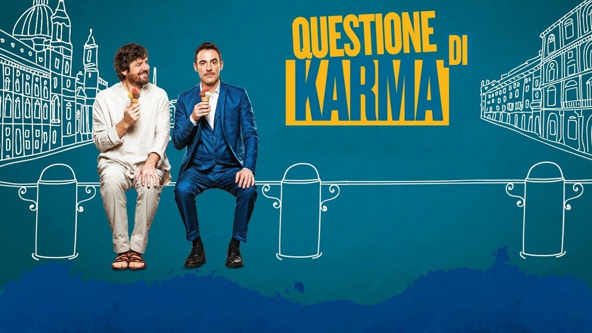 Rai 1 Questione di Karma