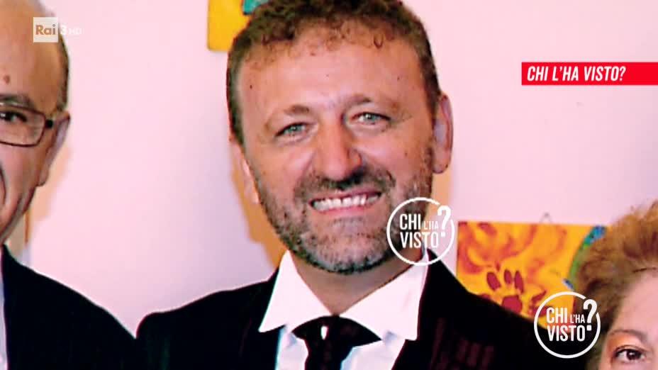 La scomparsa di Massimo Torregrossa - Chi l ha visto del 06/11/2019