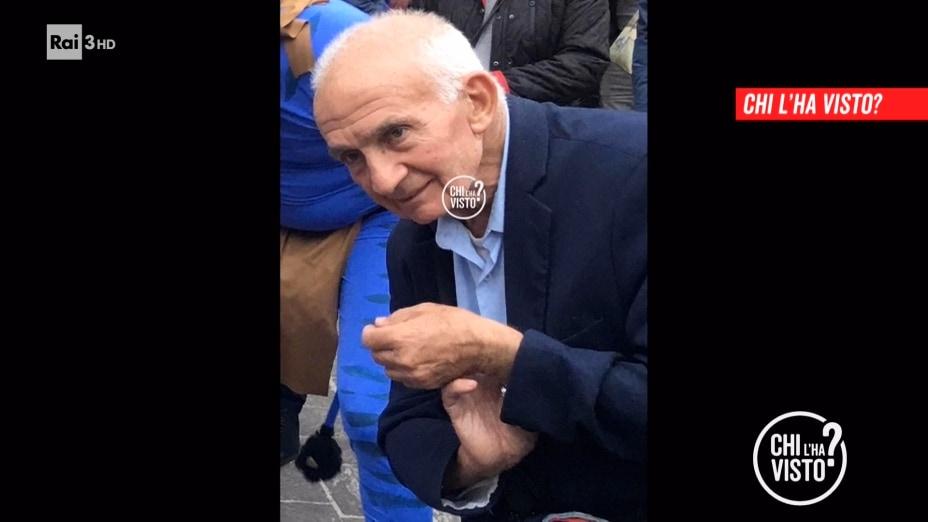 La scomparsa di Palmerino Piccirilli - Chi l ha visto del 13/11/2019