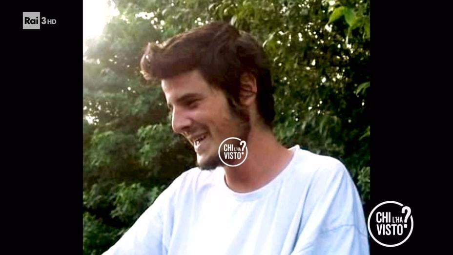 La scomparsa di Dimitri Selves - Chi l ha visto del 20/11/2019