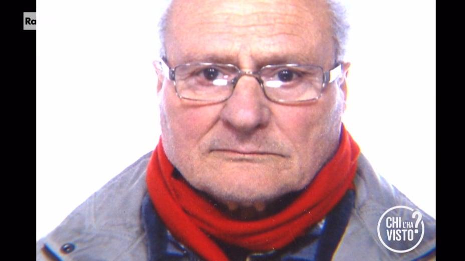 La scomparsa di Ennio Ponziani - Chi l ha visto del 27/11/2019