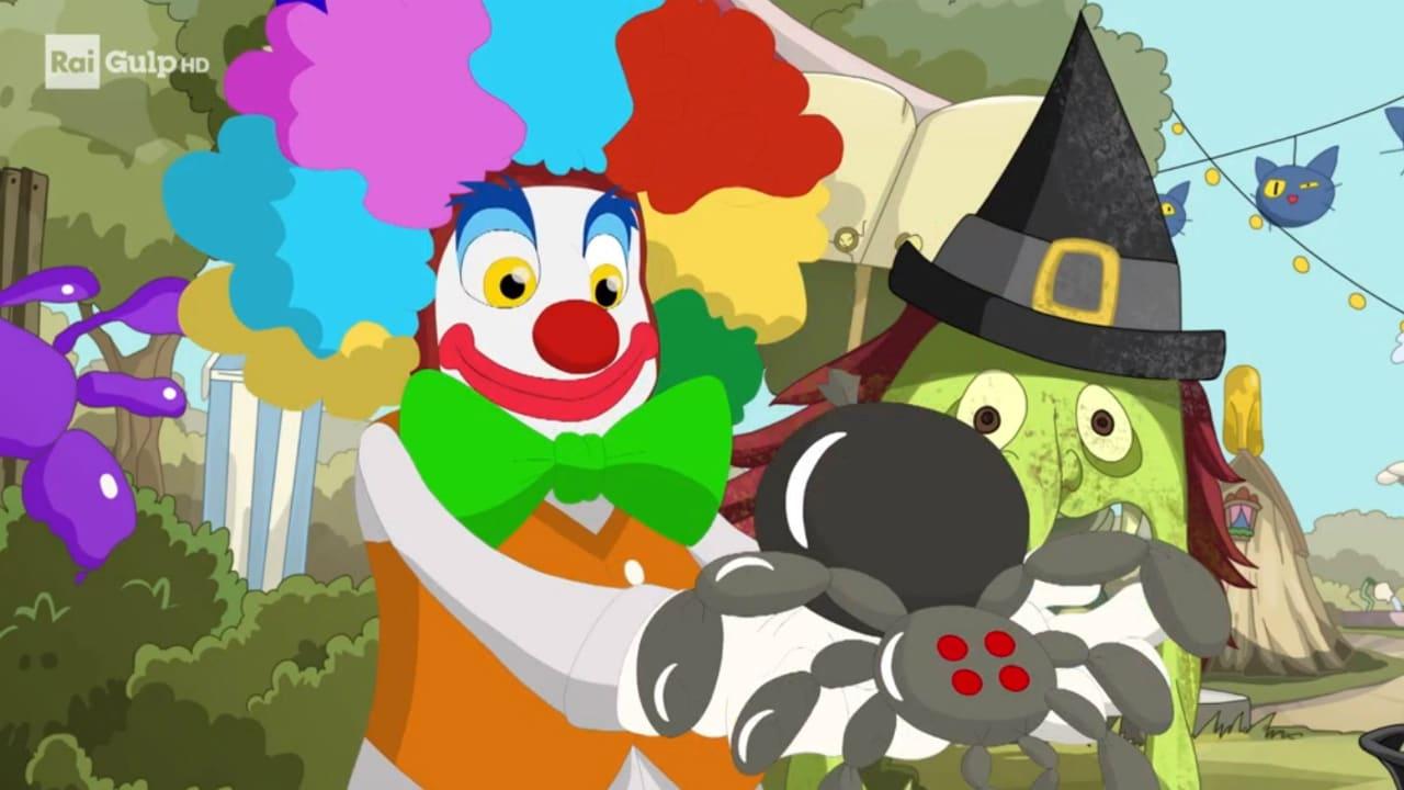 Rai Gulp Bat Pat - S2E43 - Feste, brividi e clown