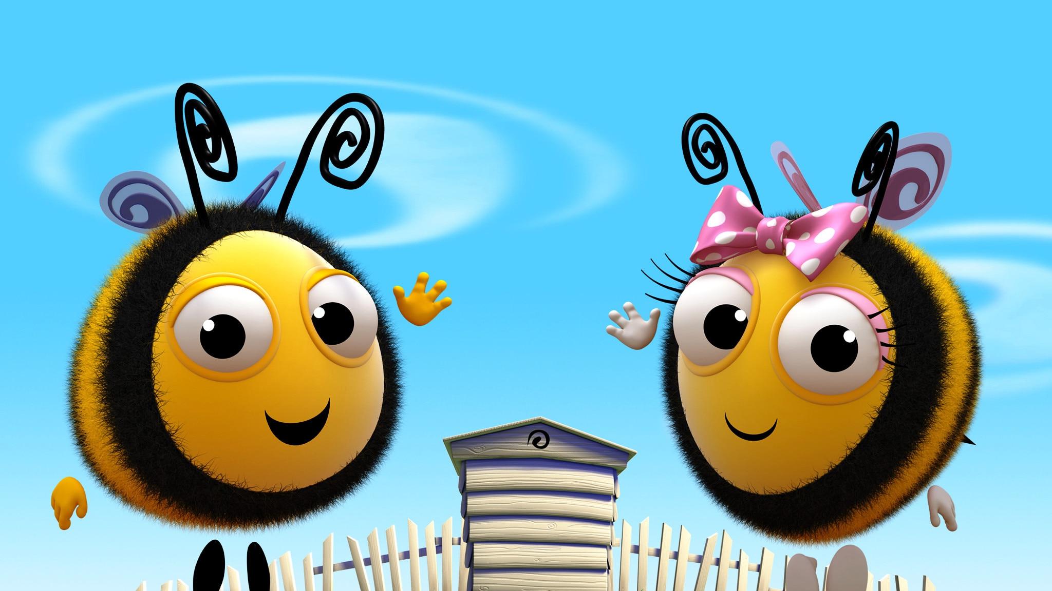 Rai Yoyo Hive - La casa delle api - S2E31 - L'ospite d'onore