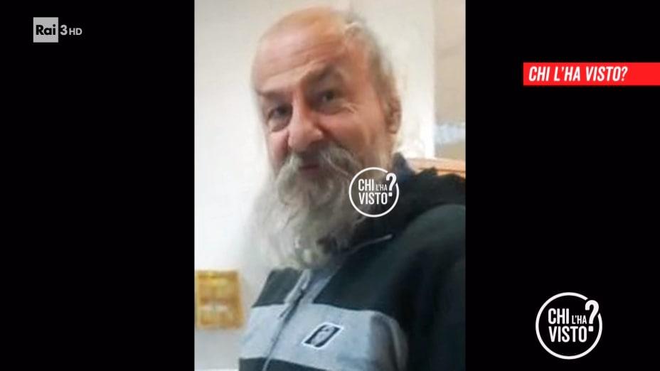La scomparsa di Valter Del Freo - Chi l ha visto del 11/12/2019