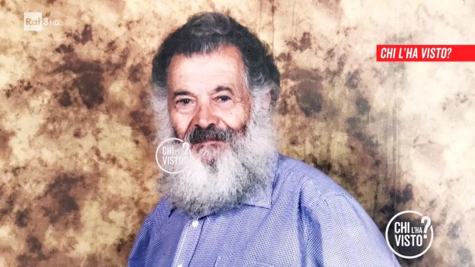 La scomparsa di Antonio Russo - Chi l ha visto del 11/12/2019