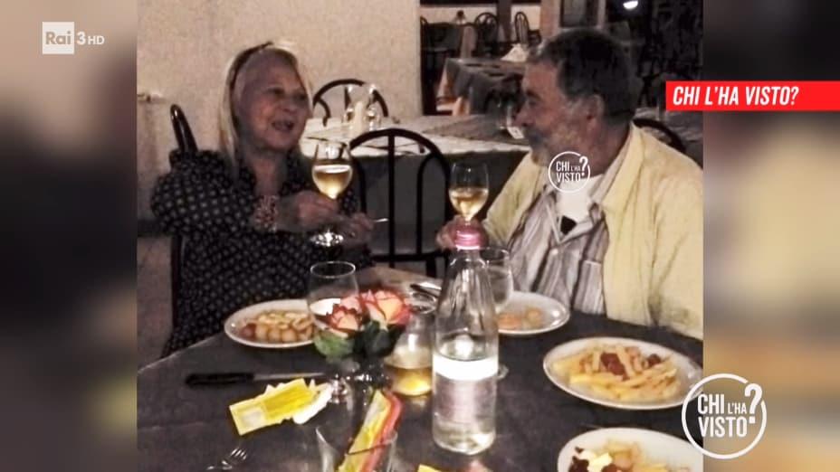 La scomparsa di Antonio Russo, il precedente della moglie - Chi l ha visto del 18/12/2019