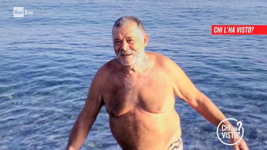 La scomparsa di Antonio Russo - Chi l ha visto del 08/01/2020