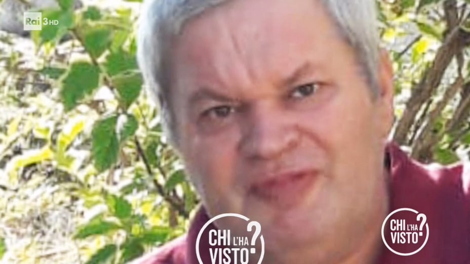 La scomparsa di Bruno Gentilcore - Chi l ha visto del 15/01/2020