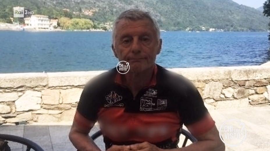La scomparsa di Luciano Ragozza - Chi l ha visto del 29/01/2020