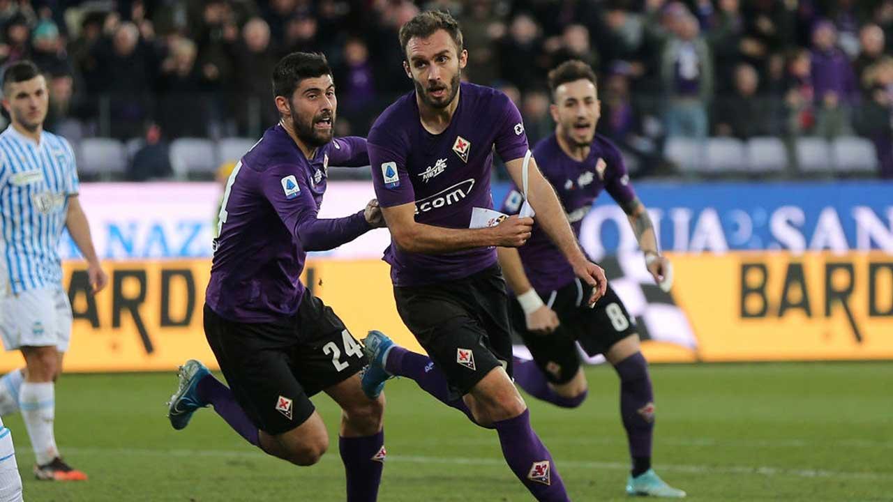 Rai 1 Calcio: Coppa Italia 2019 / 20 Inter - Fiorentina