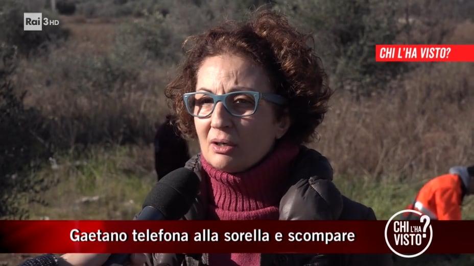 La scomparsa di Gaetano Addante - Chi l ha visto del 05/02/2020