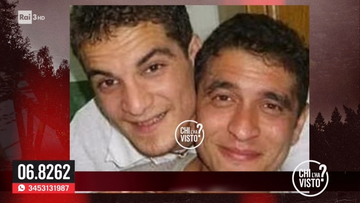 La scomparsa Davide e Massimiliano Mirabello - Chi l ha visto del 12/02/2020