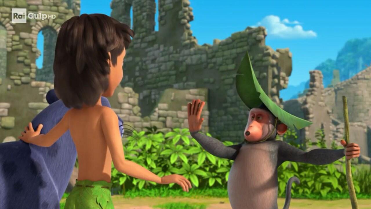 Rai Gulp The Jungle Book - S3E12 - Uno sciacallo ambizioso