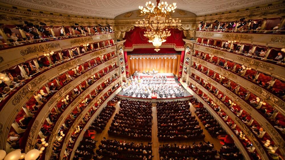 Rai 5 Opera - Finale di Partita