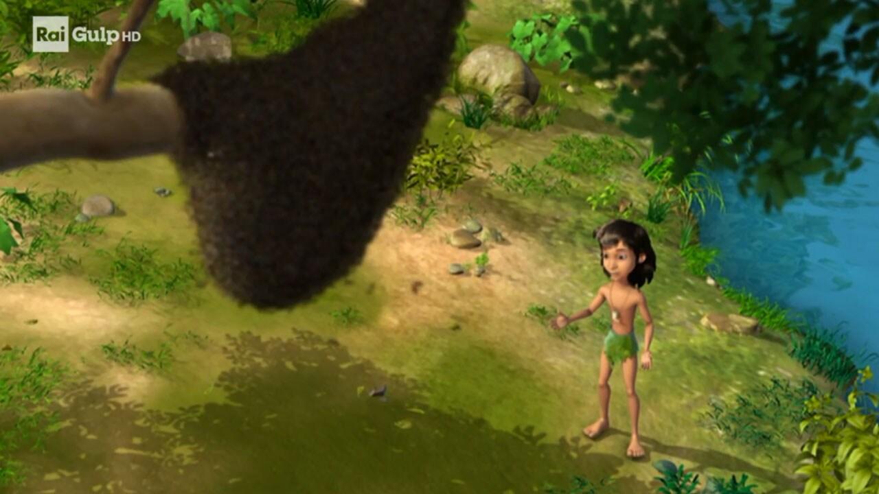 Rai Gulp The Jungle Book - S1E16 - La famiglia