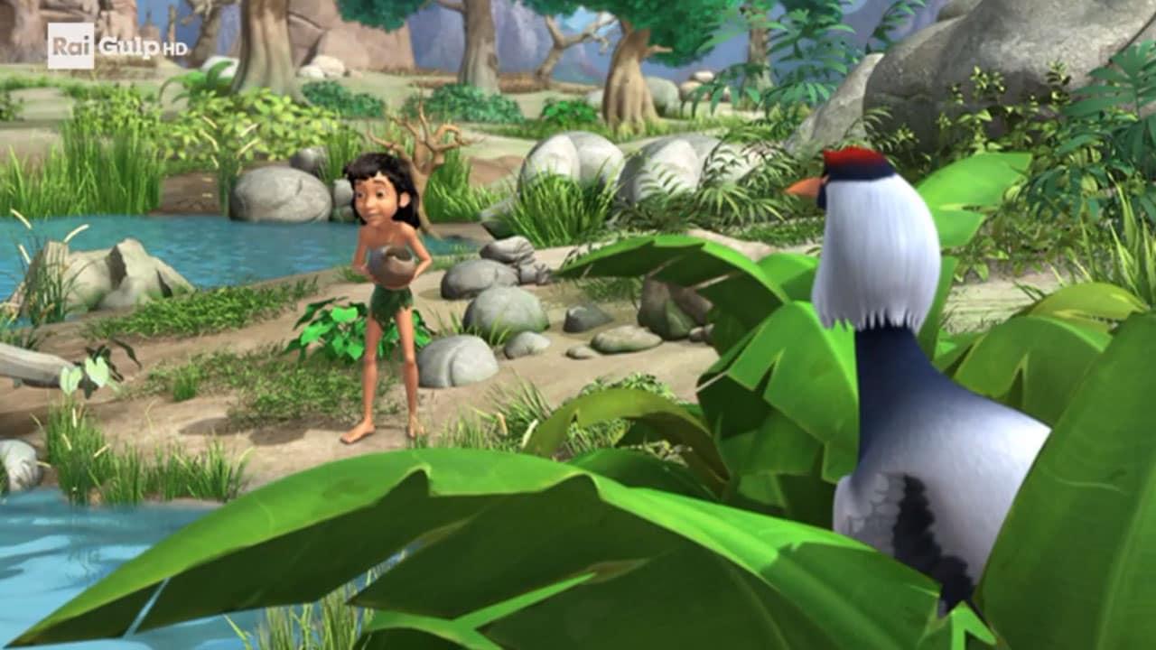 Rai Gulp The Jungle Book - S2E40 - Il lago delle gru