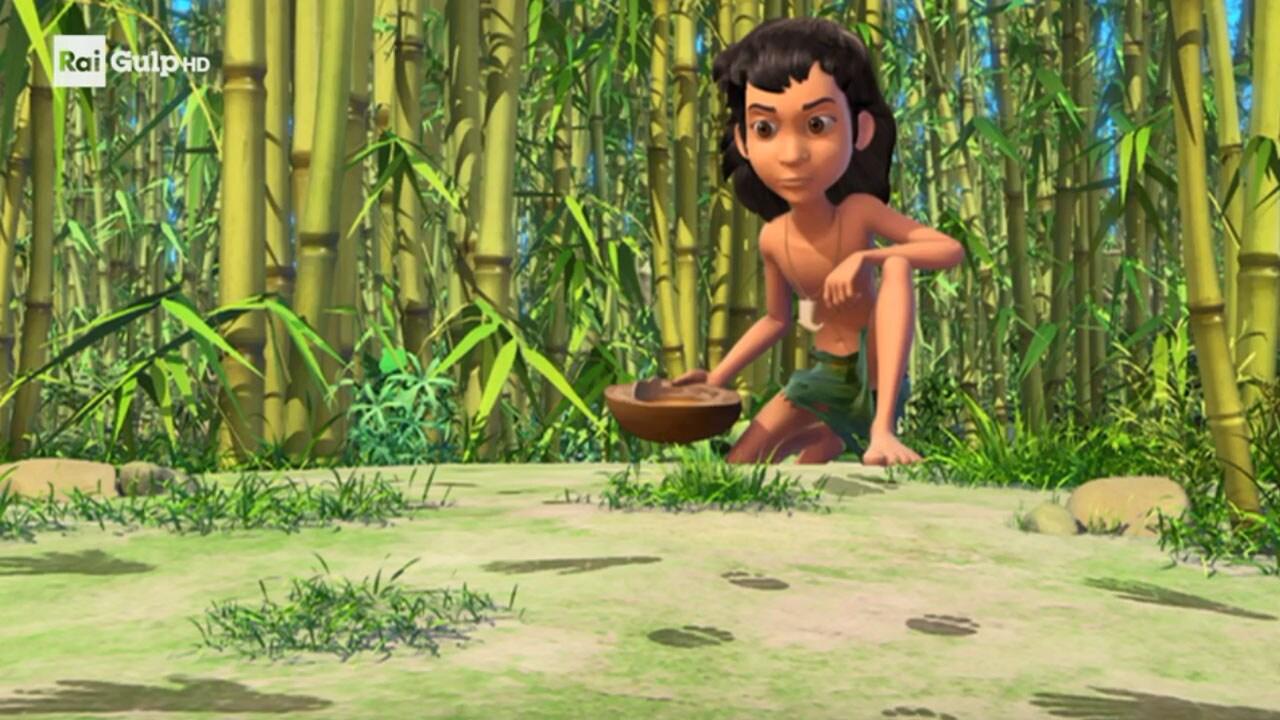 Rai Gulp The Jungle Book - S2E37 - Raggiungere il sole