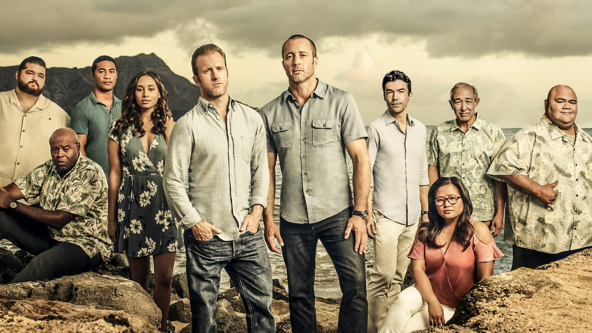 Rai 2 Hawaii Five-0 - Stella cadente