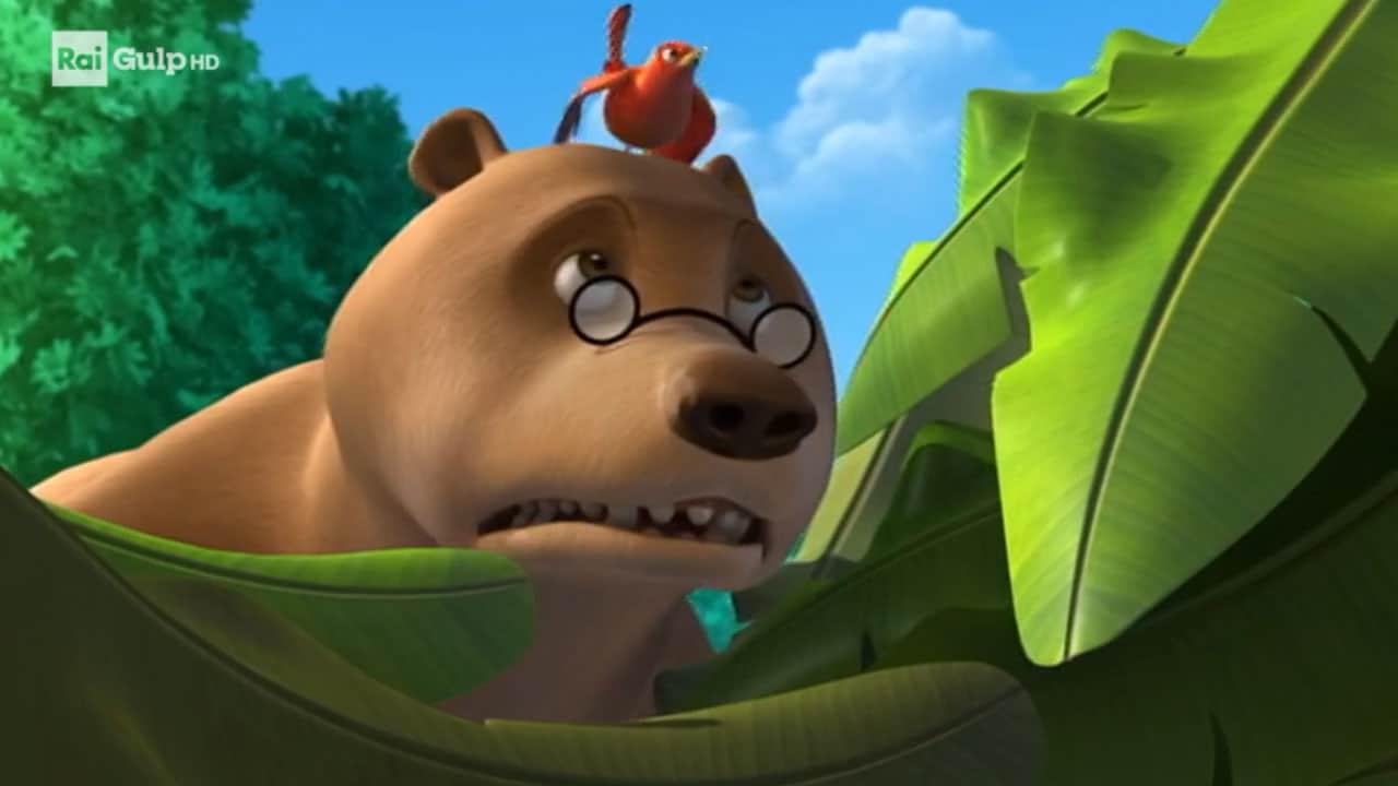 Rai Gulp The Jungle Book - S1E49 - Scimmia scomparsa
