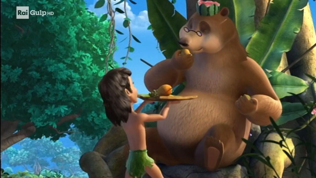 Rai Gulp The Jungle Book - S1E50 - Re Baloo