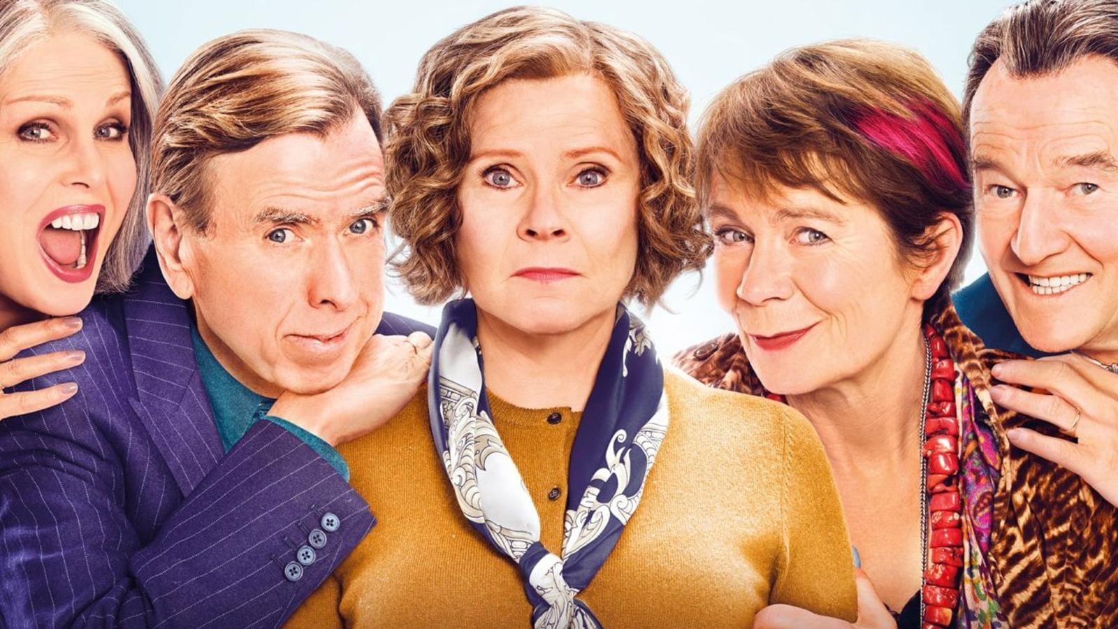 'Ricomincio da noi', qualche curiosità sul film con Imelda Staunton