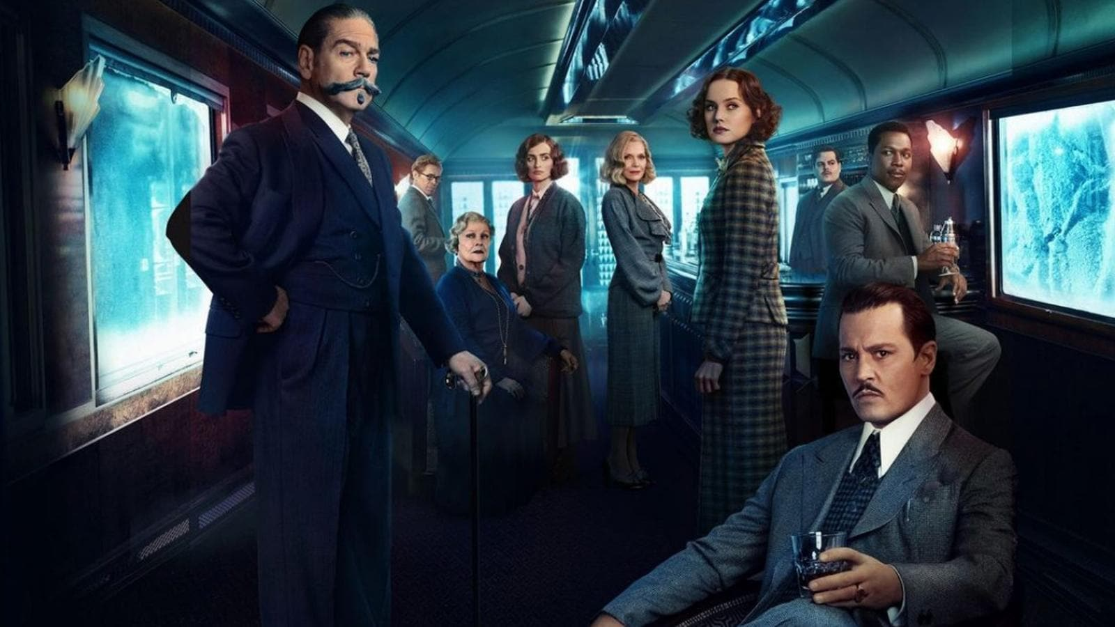 Assassinio sull'Orient Express: trama, cast e anticipazioni film su Rai 1