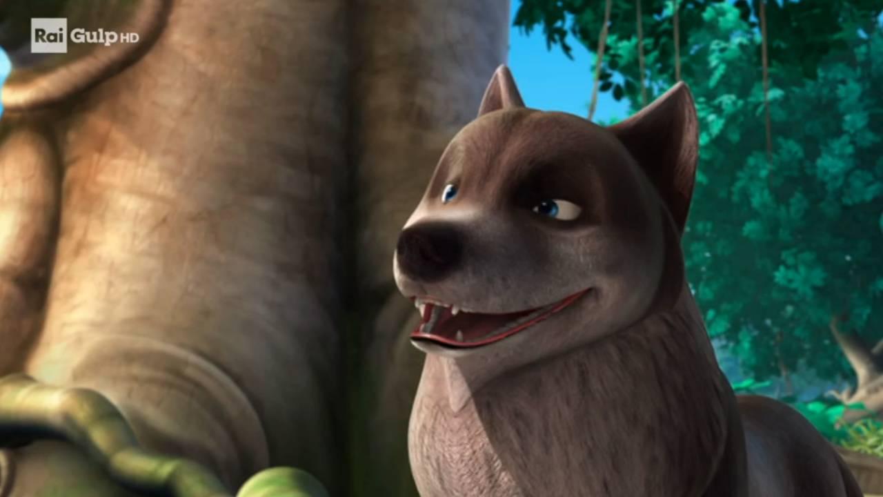 Rai Gulp The Jungle Book - S1E13 - Il luccichino di Mowgli