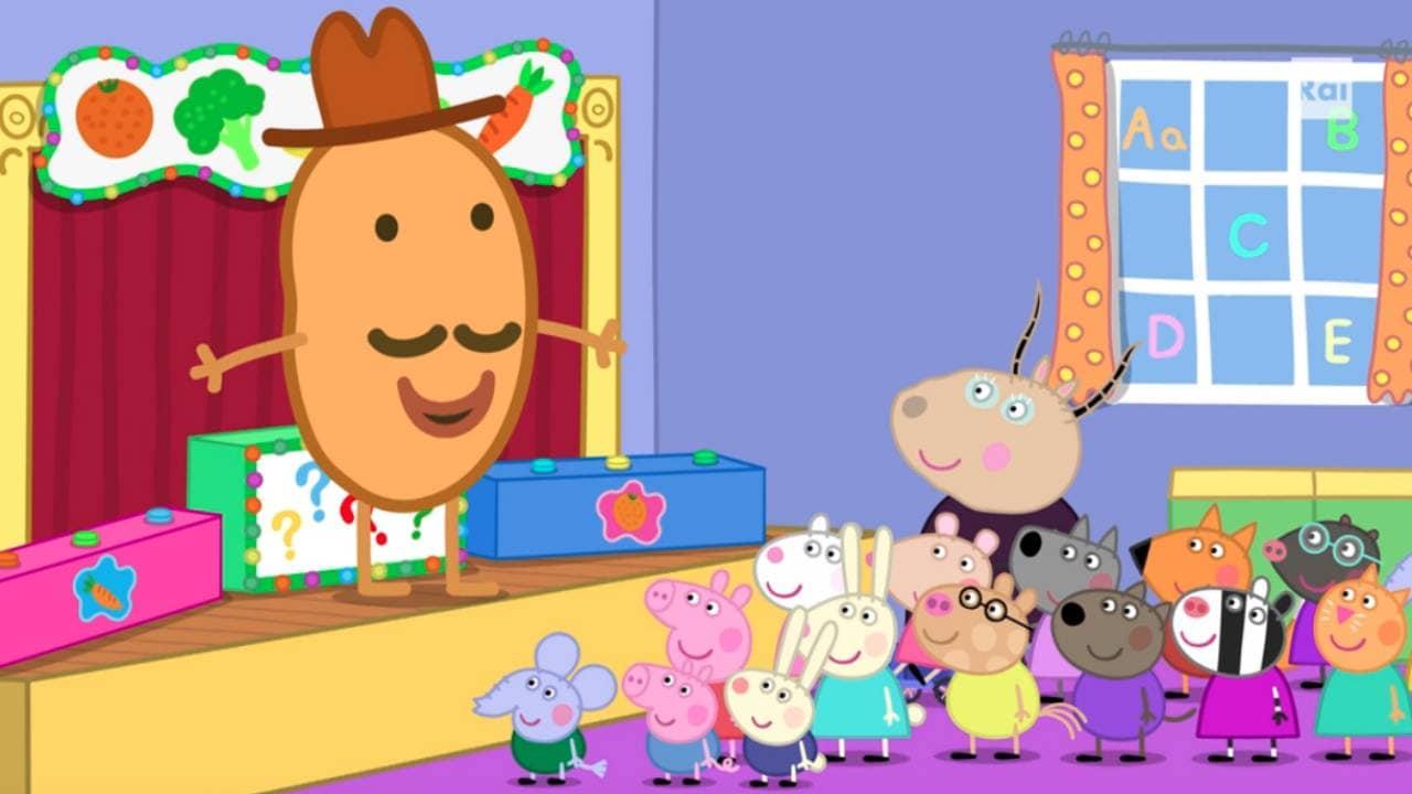 Rai Yoyo Peppa Pig - S8E31 - Il quiz del Signor Patato