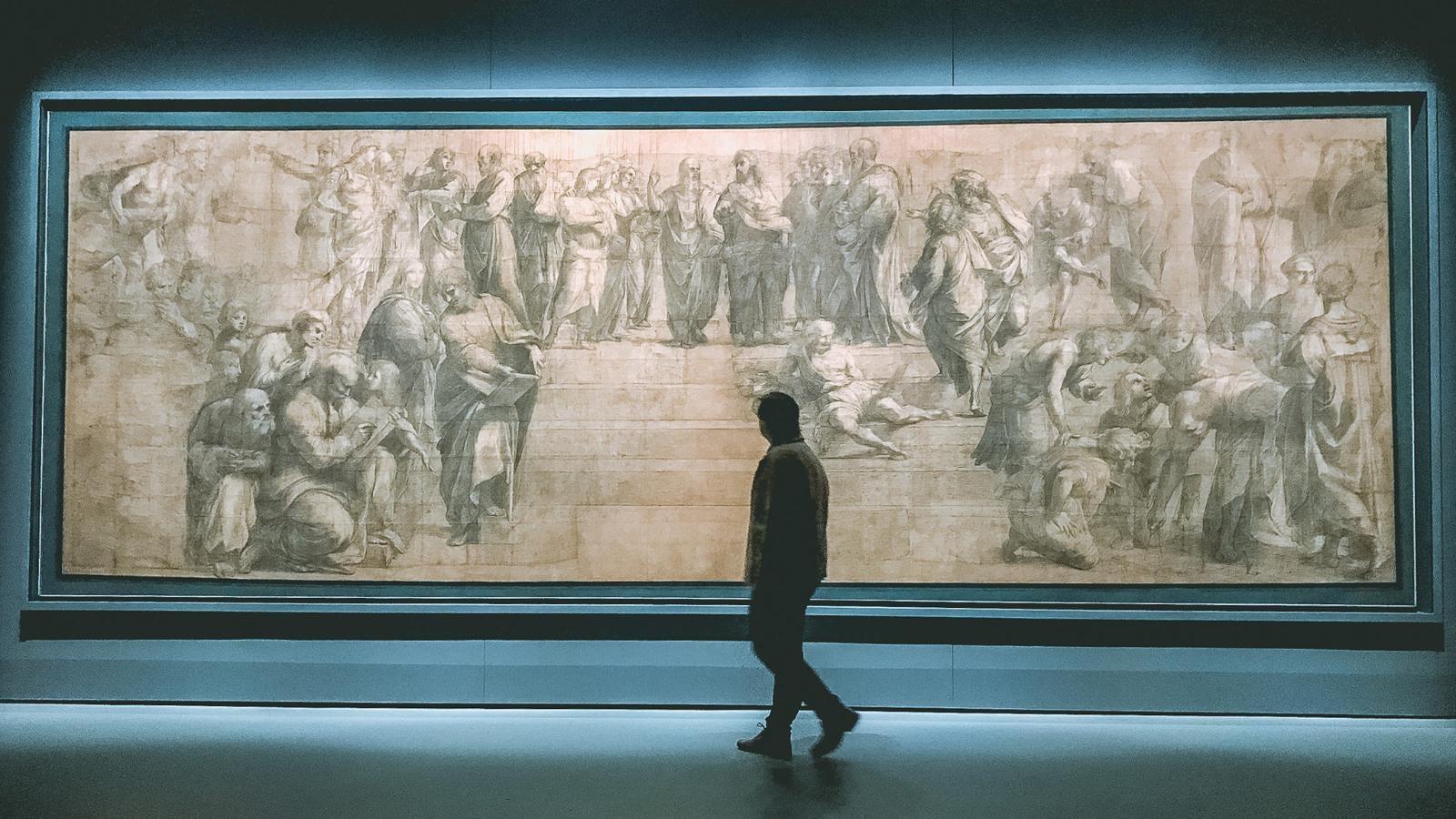500 anni dalla scomparsa di Raffaele Sanzio celebrati su Topolino