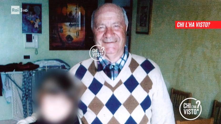 """La scomparsa di Mario Paolucci: """"L'ho visto con una donna"""" - chi l ha visto 08/04/2020"""