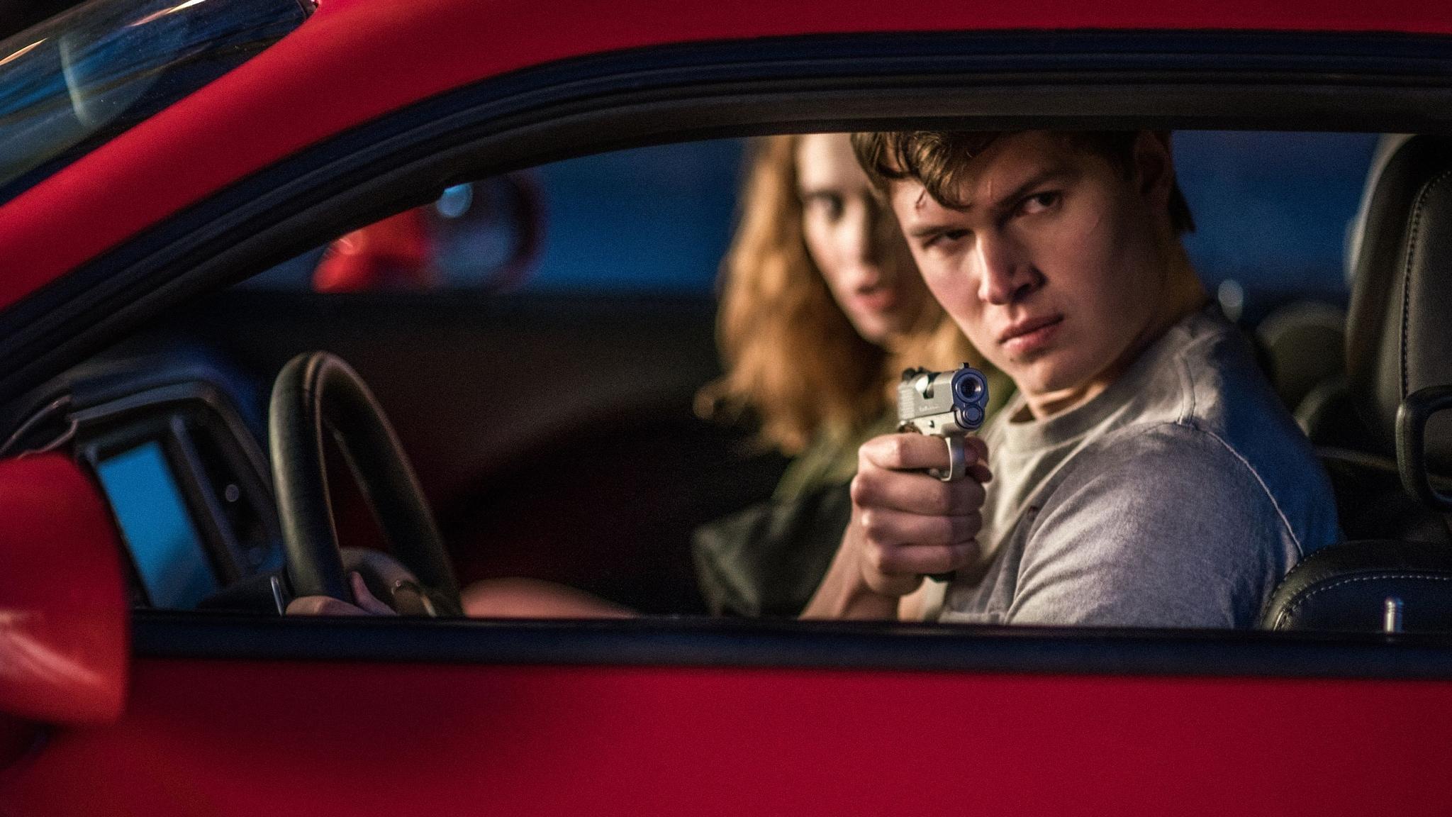 Rai 4 Baby Driver - Il genio della fuga