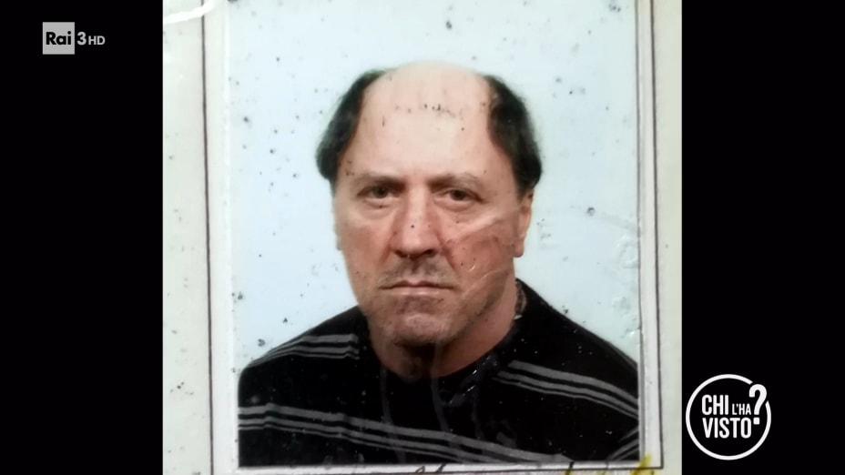 La scomparsa di Mario Scattone - chi l ha visto 20/05/2020