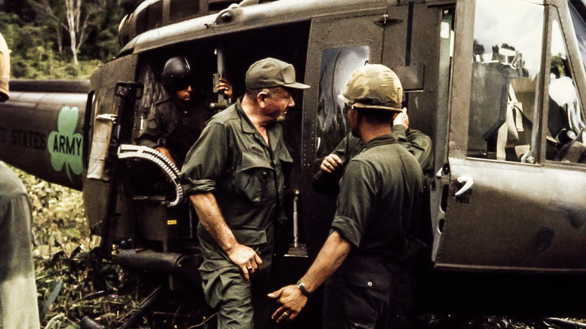 Rai 1 Steinbeck e il Vietnam in guerra