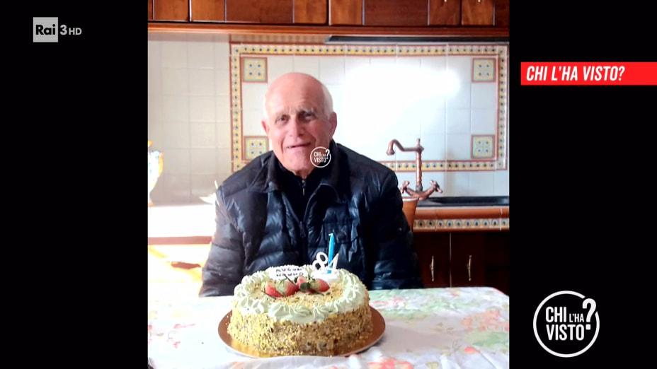 La scomparsa di Giuseppe Fallea: Dov'è l'auto? - chi l ha visto 03/06/2020