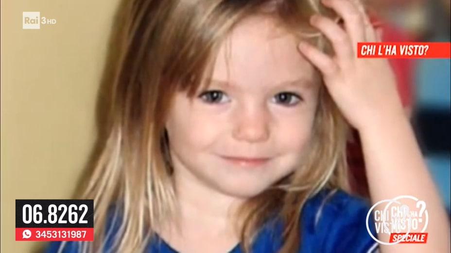 Maddie McCann: Nuovi indizi sul pedofilo tedesco - chi l ha visto 03/06/2020