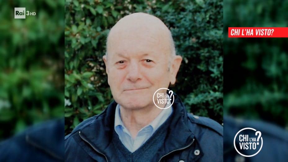 La scomparsa di Sergio Incerti - chi l ha visto 03/06/2020