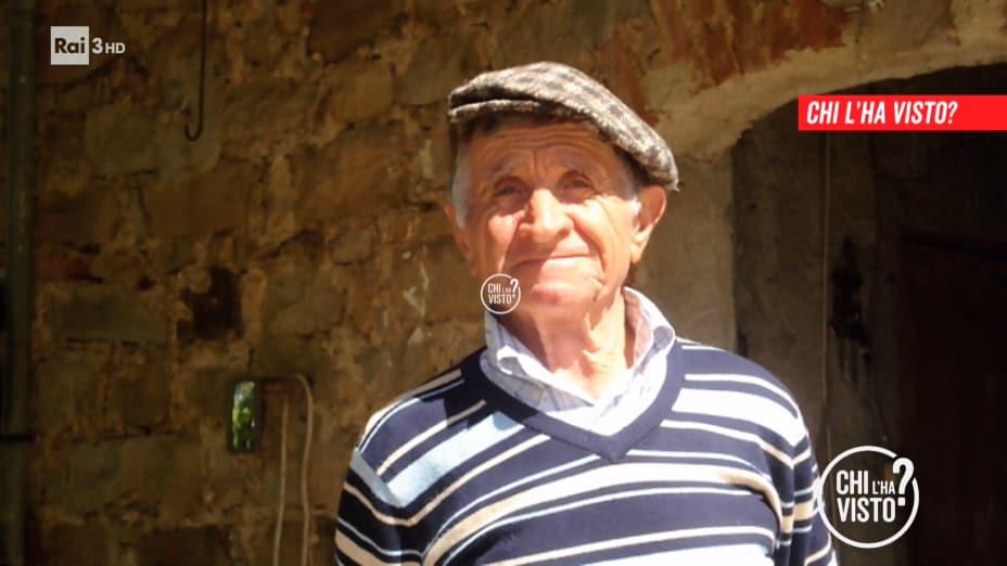 La scomparsa di Rosario Mauro Scialabba - chi l ha visto 08/07/2020