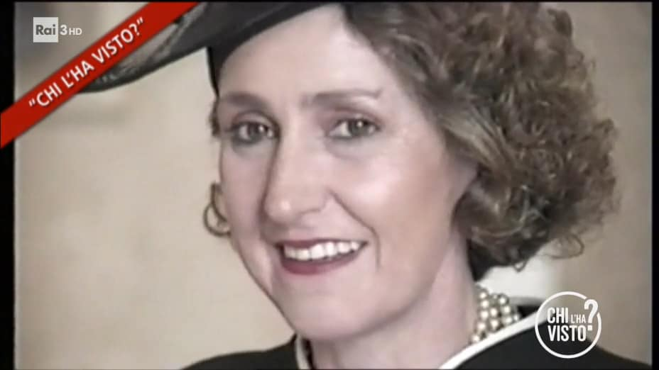 La scomparsa di Mariangela Corradin - chi l ha visto 08/07/2020