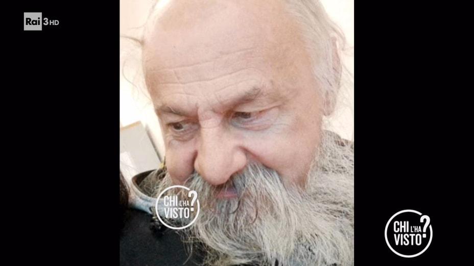 La scomparsa di Valter Del Freo - chi l ha visto 15/07/2020