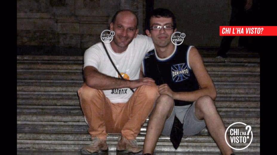 Scomparsa di Luigi Cerreto e Alessandro Sabatino - Chi l'ha visto? - 22/07/2020