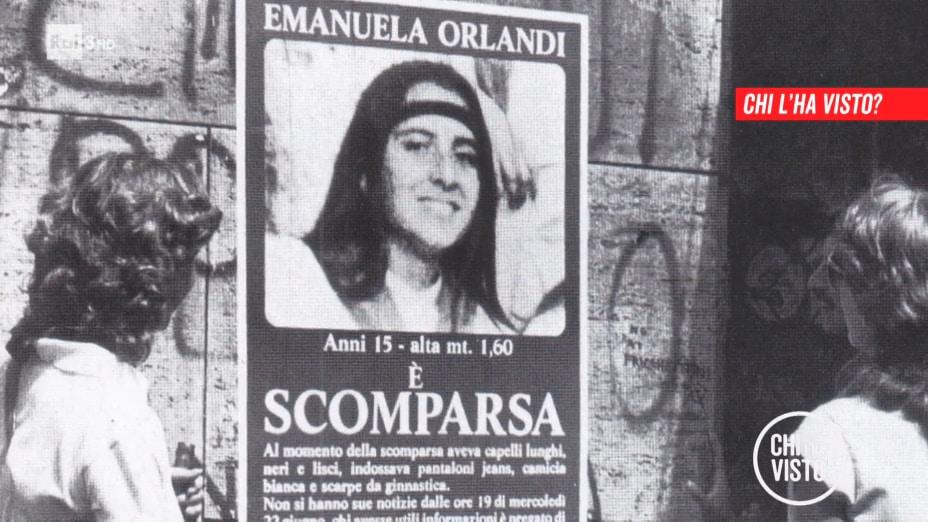 Emanuela Orlandi: le altre piste delle indagini - Chi l'ha visto? - 22/07/2020