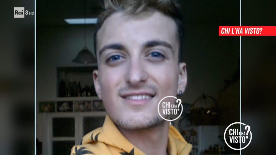 Luigi Celentano è il ragazzo del video? La ricerca continua - Chi l'ha visto? - 21-10-2020