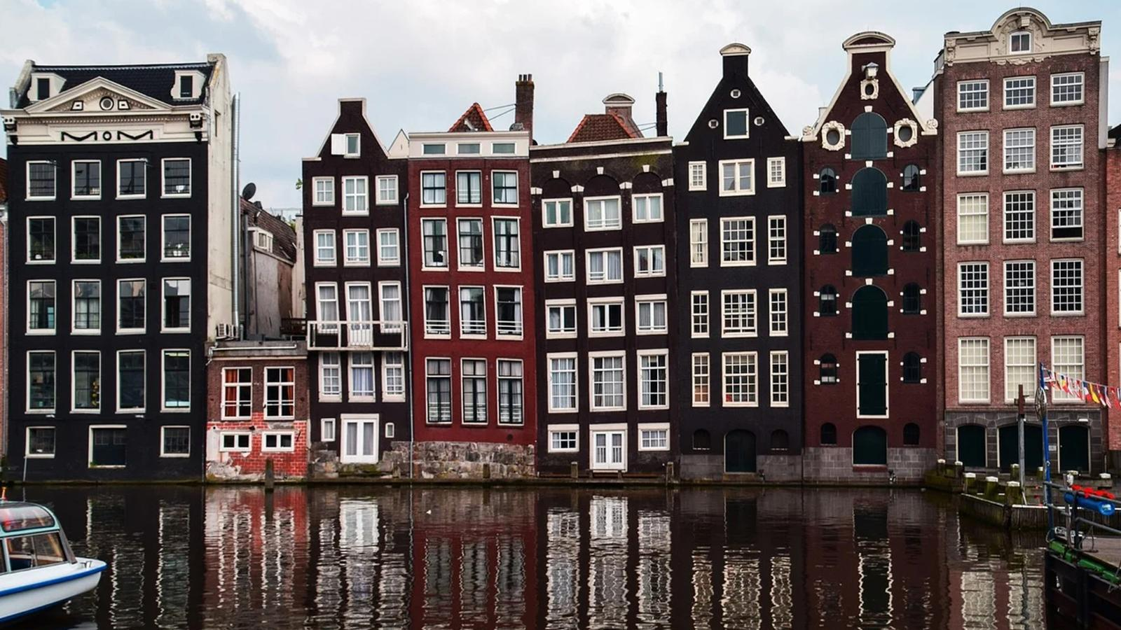 Amsterdam Londra New York Tre Citta Alla Conquista Del Mondo Rai Ufficio Stampa