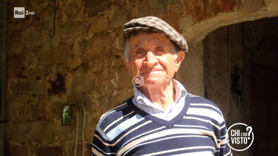 La scomparsa di Rosario Mauro Scialabba - Chi l'ha visto? - 18-11-2020