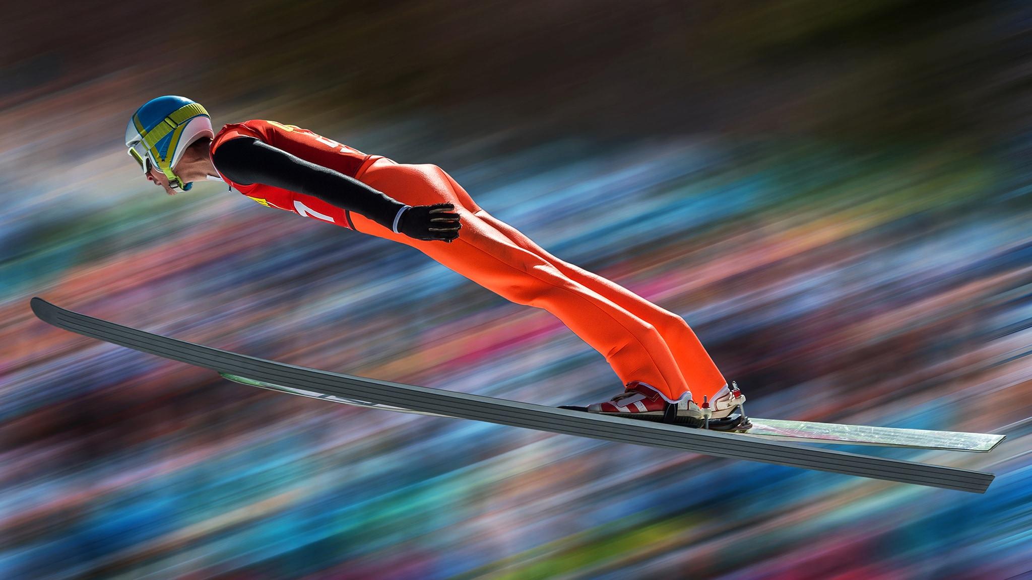 Rai Sport+ HD Salto Con Gli Sci : Coppa del Mondo 2020/21: HS 134 Prova individuale
